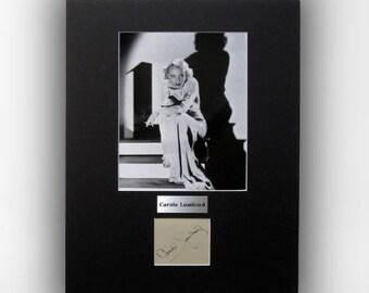 LARGE vintage John Garfield Autograph Autographed Signed Art black and white photograph photo artwork poster print detective film noir