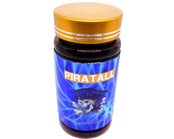 Piratall Huperzine A Nootropic Stack Smart Brain Booster Etsy