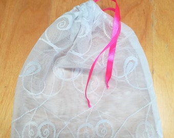 Upcycled produce bag