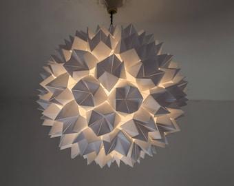 Origami Paper Lampshade