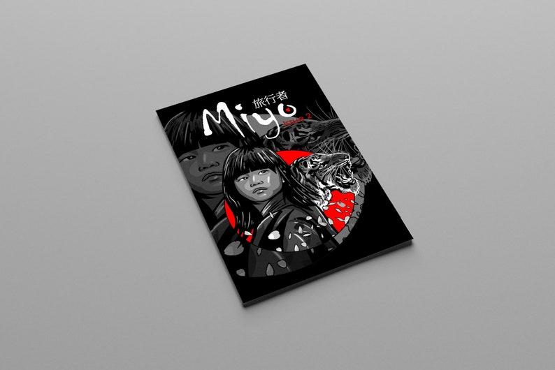 Miyo Issue 2 image 0
