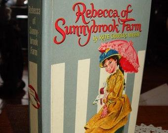 Rebecca of Sunnybrook Farm by Kate Douglas Wiggin Whitman Publ. (Classics) 1960
