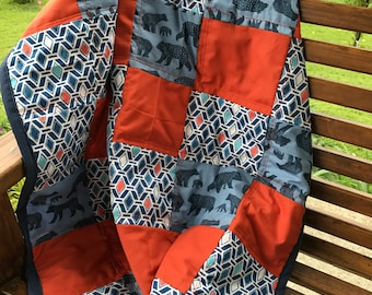 Quilts for sale, Handmade quilts, Customized Quilt for Sale, Custom Handmade Quilt, baby quilt, modern quilt, baby shower