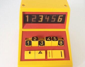 Cash register MOB / toy vintage