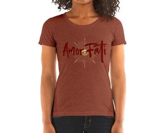 Philosophy & Tarot Ladies' T-Shirt