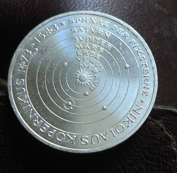 Ein 1973 J625 Silber Deutsch 5 Mark Münze 500 Jahrfeier Etsy