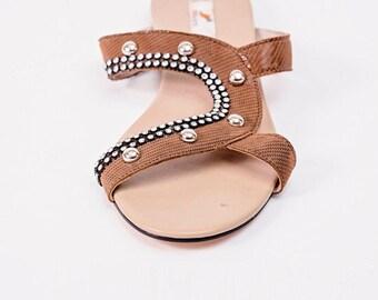 Xena Stoned Slippers