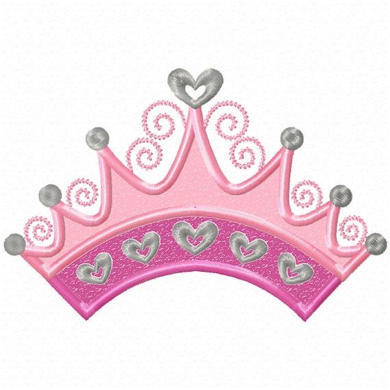 Iron-on applique patches princess crowns /& castle