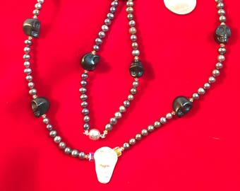 Goth Glam Necklace Two