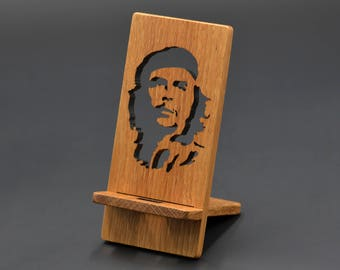 Che guevara gift iphone/Android Charging Stand, Smart Phone Stand, Cell Phone Charging Station, Smartphone Stand revolutionary image