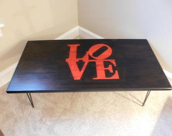 Love Coffee Table