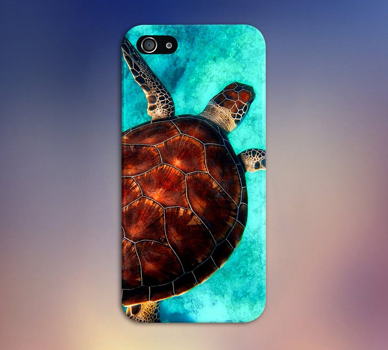 Sea Turtle Ocean Life Phone Case for iPhone Galaxy Note & image 0