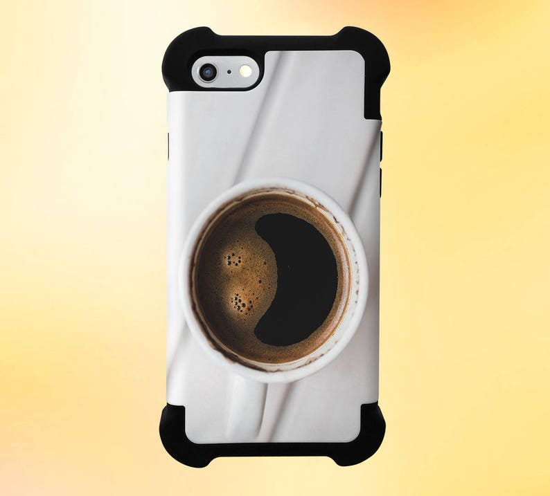 Happy Cup of Coffee Phone Case for iPhone Galaxy Note & image 0