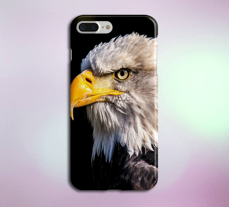Bald Eagle Phone Case for iPhone Galaxy Note & Pixel image 0