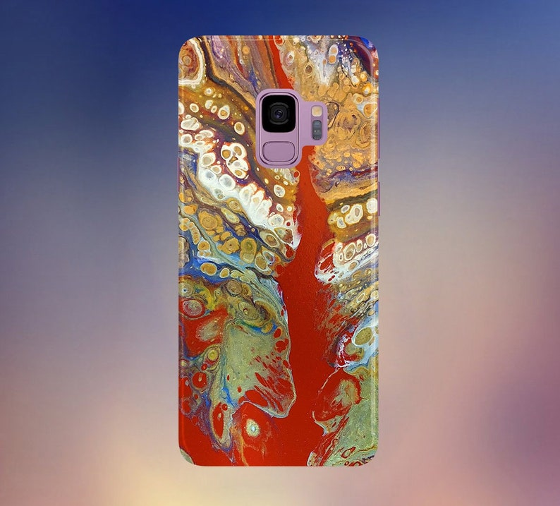 Nebula phone case for apple iphone samsung galaxy and google image 0