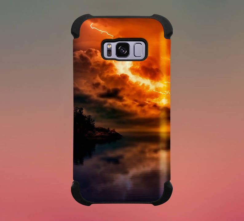 Stormy Night Phone Case for iPhone Galaxy Note & Pixel image 0