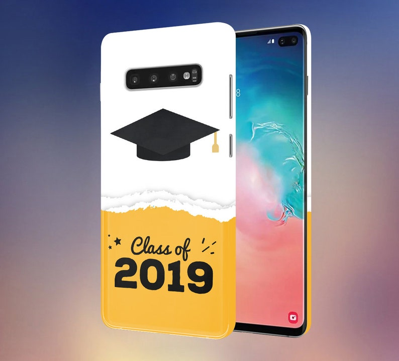 Congratulations Class of 2019 x White x Gold Celebration phone image 0