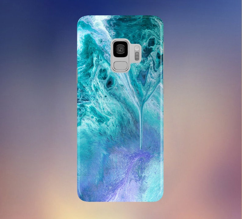 Frozen Drip Phone Case for apple iphone samsung galaxy and image 0