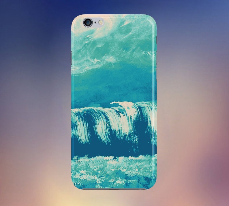 Night storm phone case for apple iphone samsung galaxy and image 0