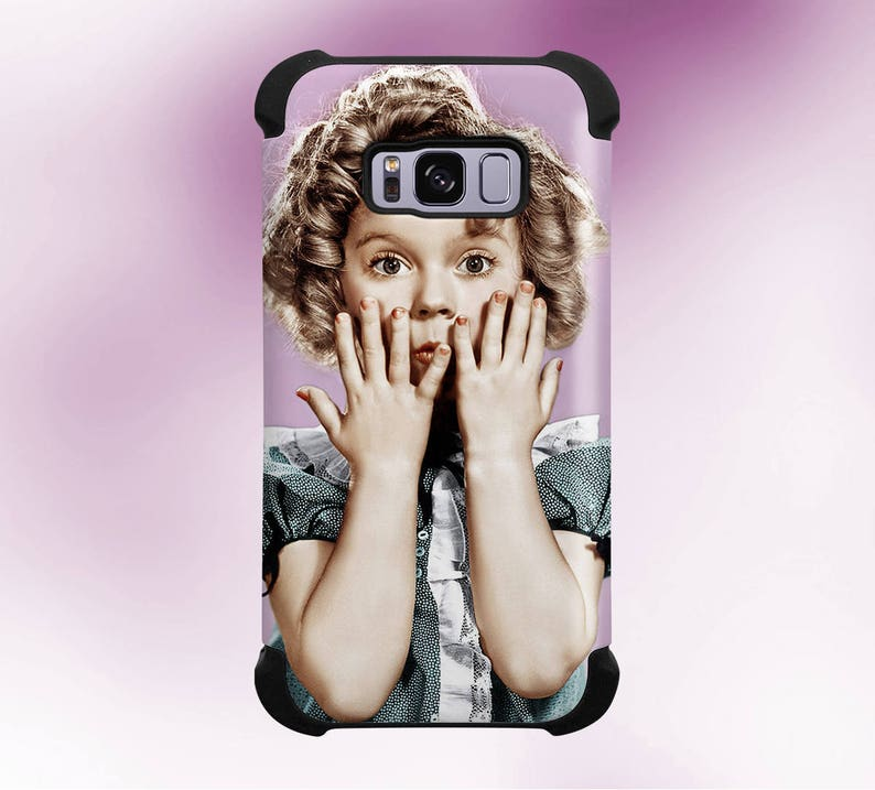 Shirley Temple Phone Case for iPhone Galaxy Note & Pixel image 0