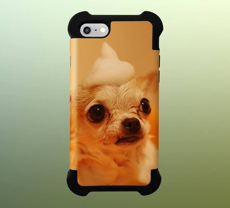 Bath Time Chiwawa Phone Case for iPhone Galaxy Note & Pixel image 0