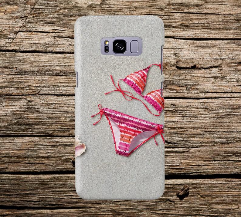 Bikini on the Beach Phone Case for iPhone Galaxy Note & image 0