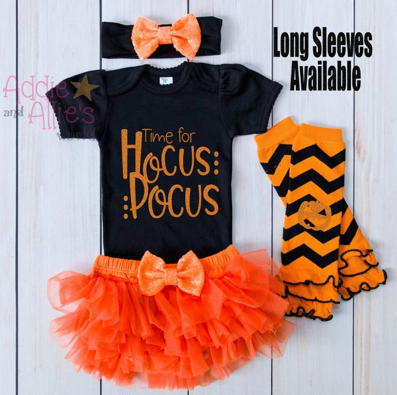 Babys First Halloween Costume Girl.Baby First Halloween Costumes Girl Baby 1st Halloween Outfit Baby First Halloween Outfit Hocus Pocus Outfit Halloween Baby Gift H20