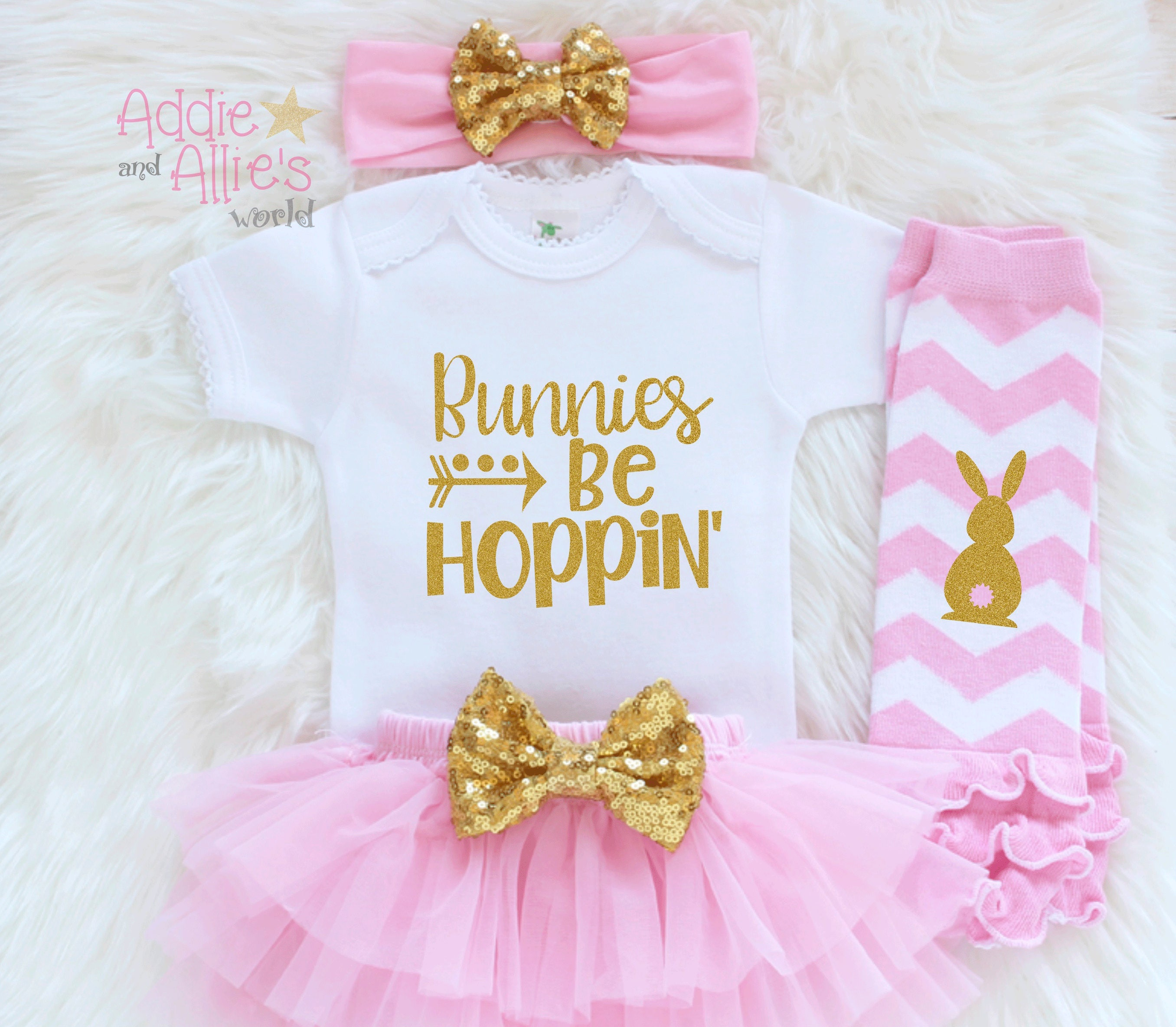 f1d7a7650be Baby First Easter Outfit My First Easter 2019 Baby Easter
