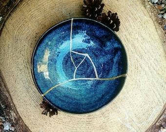 Kintsugi - Empty Blue