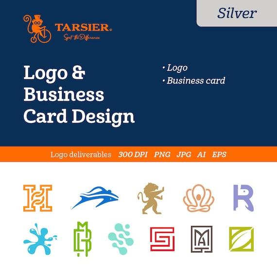 Logo Personnalise Carte De Visite Design