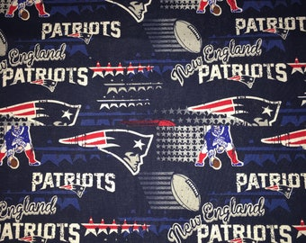 New England Patriots Travel Wipe Case Baby Shower Gift Dad Diaper Bag
