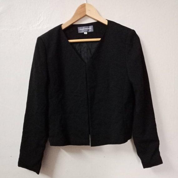 Paco Rabanne short blazer