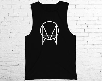9c9766f9ff6c2 OWSLA Skrillex Tank top for Music lovers