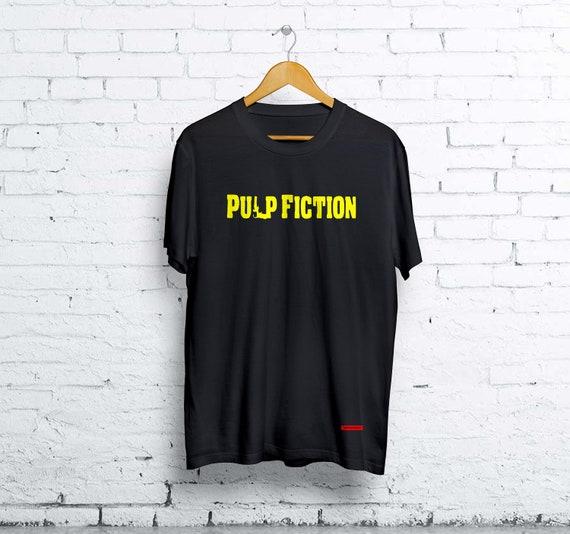 f8cdb34f9 Quentin Tarantino PULP FICTION shirt Unisex Gift for men and | Etsy