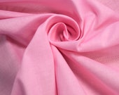 Plain Cotton Fabric Baby Pink (60 Square)