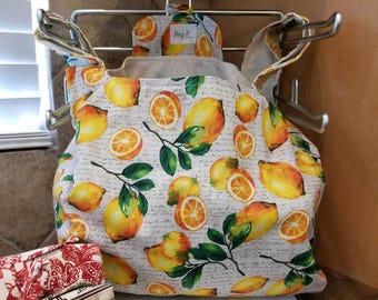 Lemons Grocery Tote