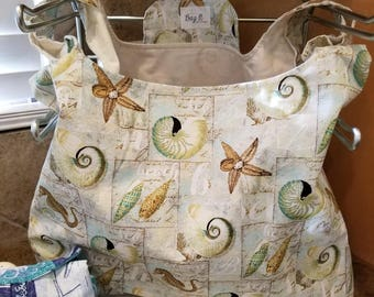 Sealife Grocery Tote