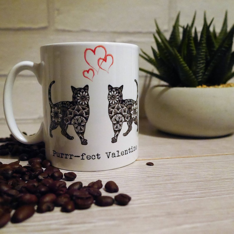 Cat Mug Cats Gifts For Lovers