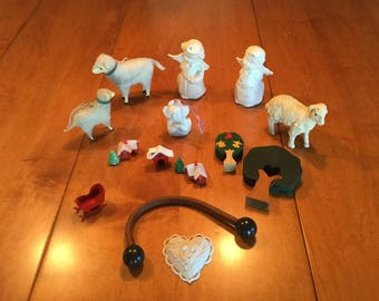 Lot of Misc Christmas Items
