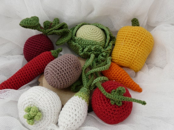 Crochet Fruit And Vegetable Patterns All The Best Ideas   428x570