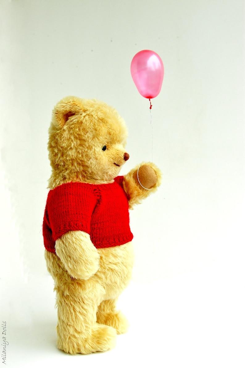 c45de9f00091 Winnie The Pooh teddy bear