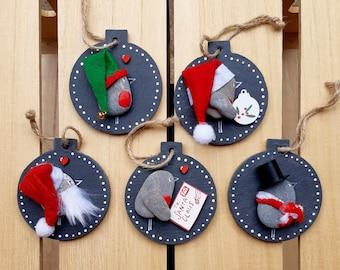 Christmas baubles, Robin Christmas gift, Robin baubles, Christmas robins, Christmas decor, Christmas decoration, Christmas tree, Xmas gift