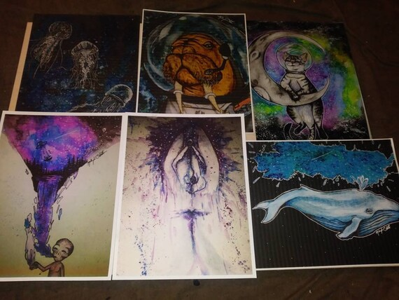Paper Prints!