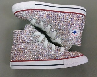 Crystal Covered Converse