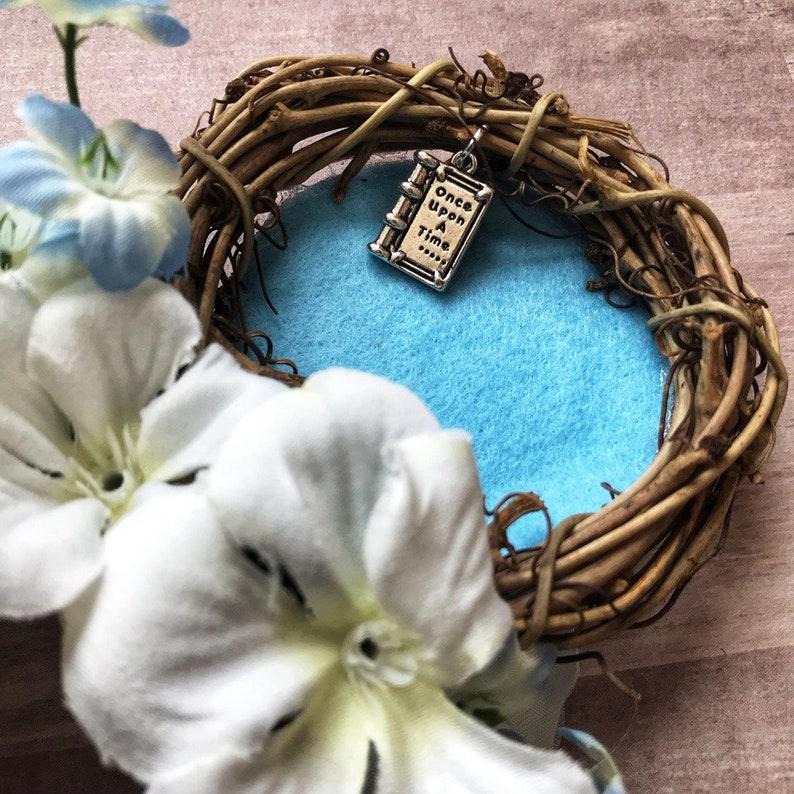 handmade disneybounding boho floral cinderella grapevine mickey ears