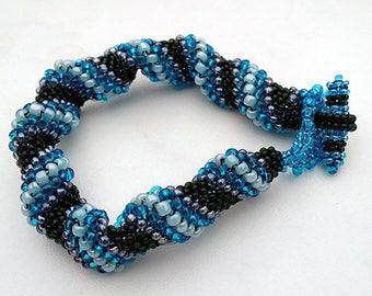 Custom Cellini Spiral Bracelet