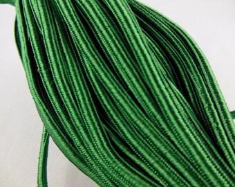 Soutache Princess Pine Green 3mm