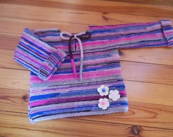 Sweater for girl 2 years's Bohemia