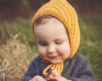 3d8047a3a79 Knit bonnet pattern