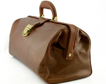 28c4cd2fbe1d Genuine Leather Doctor Bag